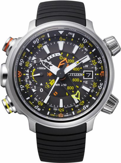 Pánske hodinky CITIZEN BN4021-02E PROMASTER ALTICHRON + darček na ... 3924d14dc54