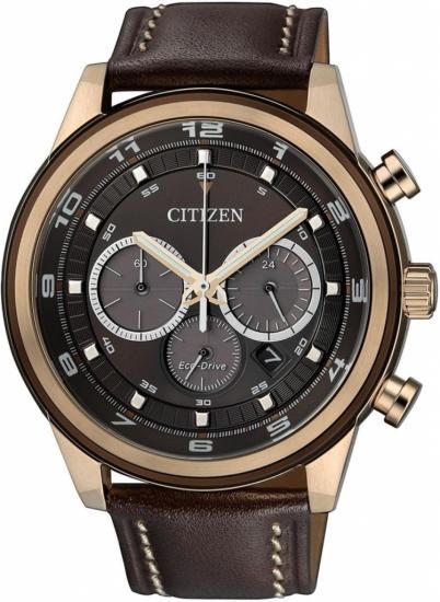 Pánske hodinky CITIZEN CA4037-01W + darček na výber