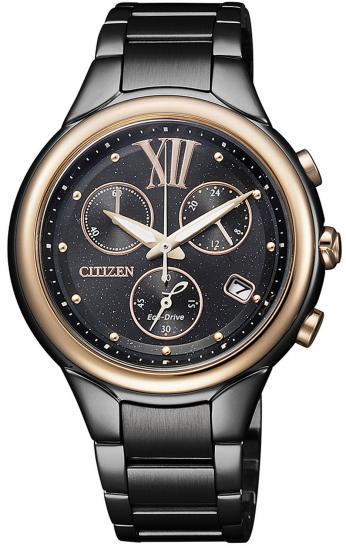 Dámske hodinky CITIZEN FB1317-53E Chronograph