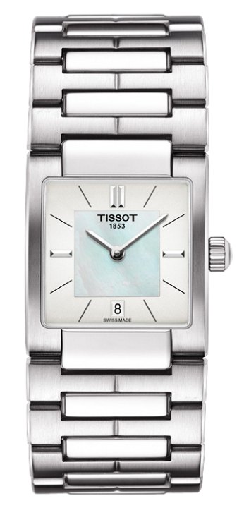 Dámske elegantné hodinky TISSOT T090.310.11.111.00 T02 + darček na výber