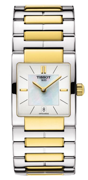 Dámske elegantné hodinky TISSOT T090.310.22.111.00 T02 + darček na výber