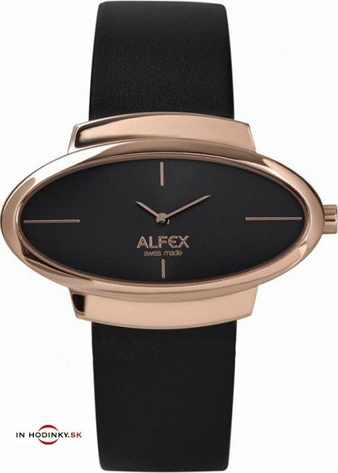 ALFEX 5747 674 Swiss made - dámske hodinky.   3943a33424