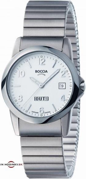 2beb8bd2a1 Dámske hodinky BOCCIA 3080-06 Titanium + darček zväčšiť obrázok