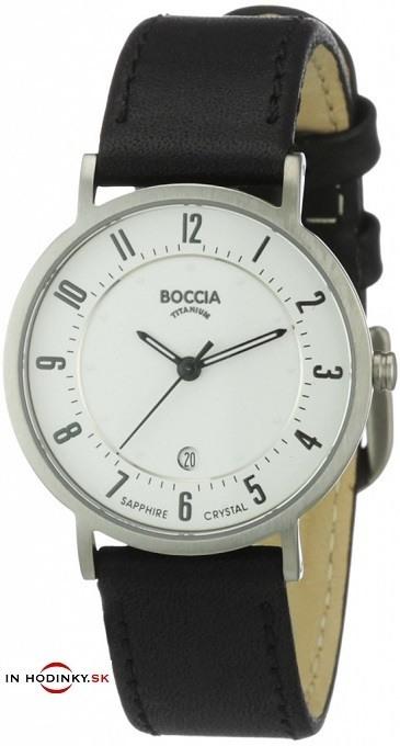 b2a2e16827 Dámske hodinky BOCCIA 3154-06 Titanium + darček zväčšiť obrázok