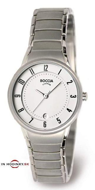 BOCCIA 3158-01 Titanium - dámske hodinky Boccia.   419b2f7112