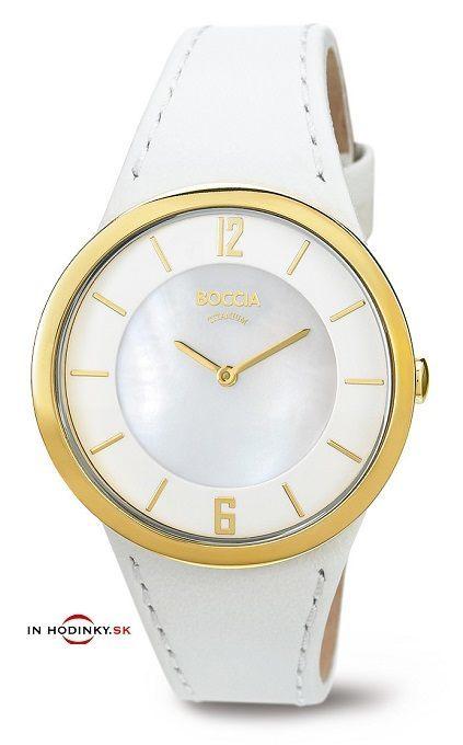 Dámske hodinky BOCCIA 3161-14 Titanium + darček zväčšiť obrázok 0a2473aee81
