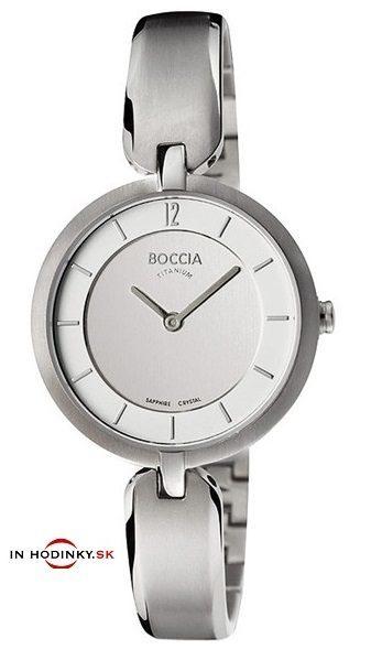 Dámske hodinky BOCCIA 3164-01 Titanium + darček zväčšiť obrázok. Doprava  zdarma b4dabdc1c42