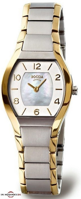 Dámske hodinky BOCCIA 3174-02 Titanium + darček zväčšiť obrázok 66a503408ff