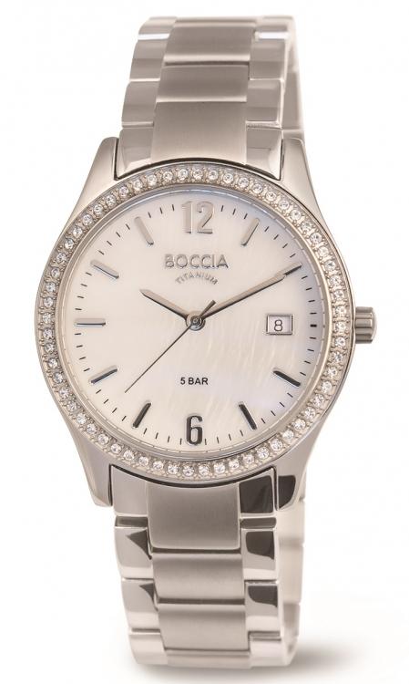 a95131553 Dámske hodinky BOCCIA 3235-02 Titanium + darček na výber zväčšiť obrázok