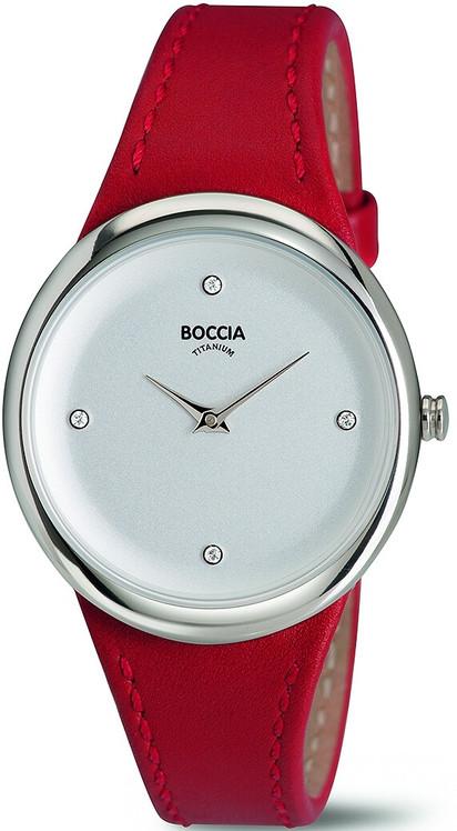 de0bcd2afe6 Dámske hodinky BOCCIA 3276-05 Titanium + darček zväčšiť obrázok