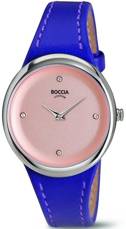 f1ee876c5d Dámske hodinky BOCCIA 3276-06 Titanium + darček zväčšiť obrázok