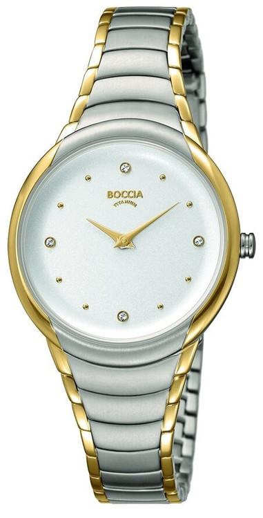 10e73921760 Dámske hodinky BOCCIA 3276-10 Titanium zväčšiť obrázok