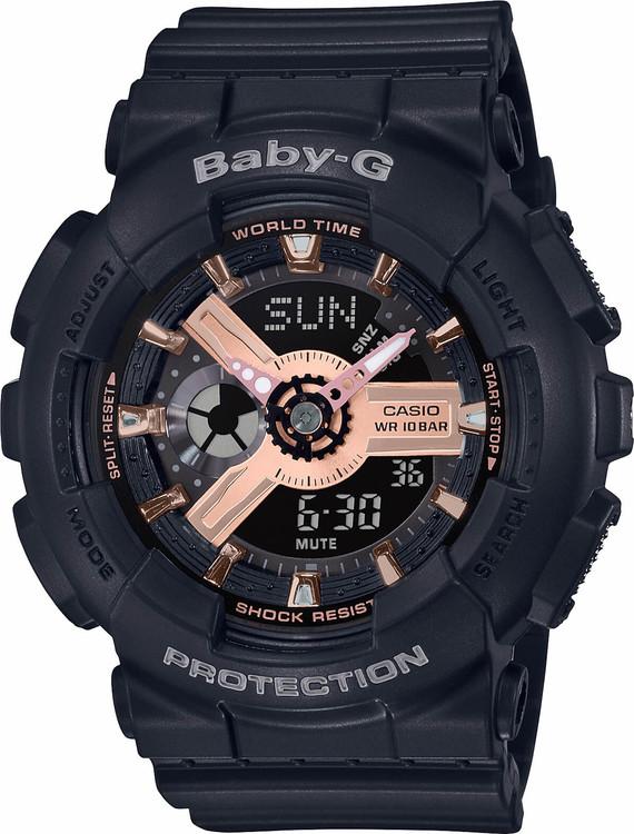 f3c80ec47 Dámske hodinky CASIO BA 110RG-1A Baby-G zväčšiť obrázok