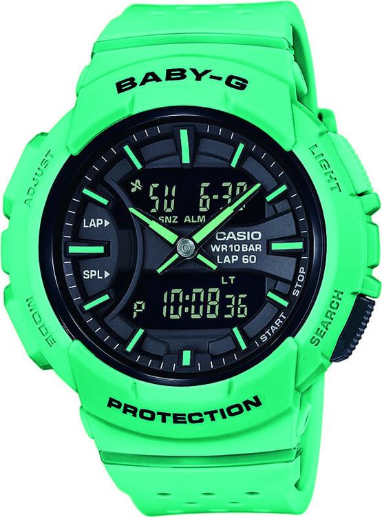 edb4460c3c8 Dámske hodinky CASIO BGA 240-3A Baby-G zväčšiť obrázok