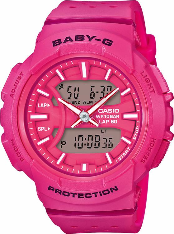 Dámske hodinky CASIO BGA 240-4A Baby-G zväčšiť obrázok 412fdea15a1