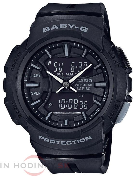 Dámske hodinky CASIO BGA 240BC-1A Baby-G zväčšiť obrázok a0275a9a422