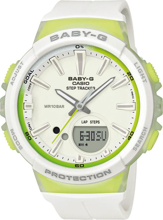 36efb4e8cd52 Dámske hodinky CASIO BGS 100-7A2 Baby-G + darček zväčšiť obrázok