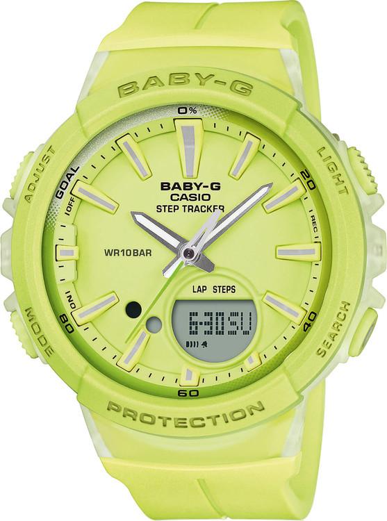 bcb9bd0cb4a6 Dámske hodinky CASIO BGS 100-9A Baby-G + darček zväčšiť obrázok