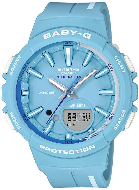 ae6bba59e0f0 Dámske hodinky CASIO BGS 100RT-2A Baby-G zväčšiť obrázok