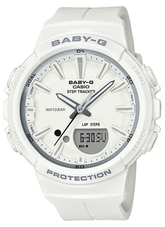 82a5da1ef18f Dámske hodinky CASIO BGS 100SC-7A Baby-G Step Tracker zväčšiť obrázok