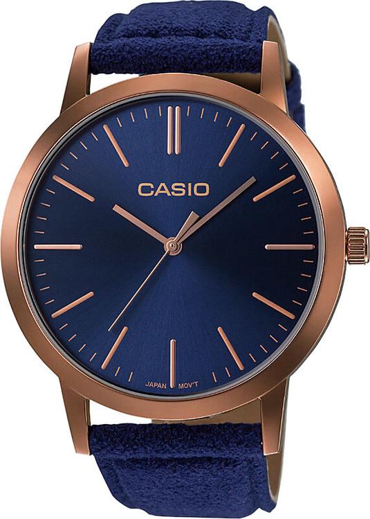 Dámske hodinky CASIO LTP E118RL-2A zväčšiť obrázok 257eb14e51f