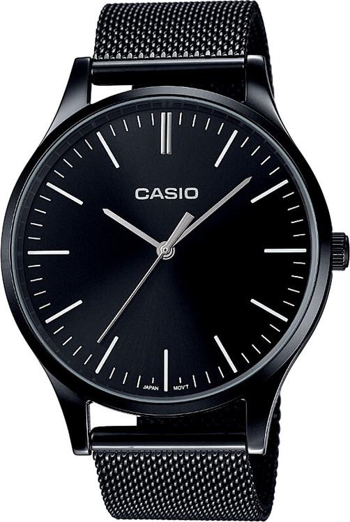 Dámske hodinky CASIO LTP E140B-1A + Darček zväčšiť obrázok fbfec448501