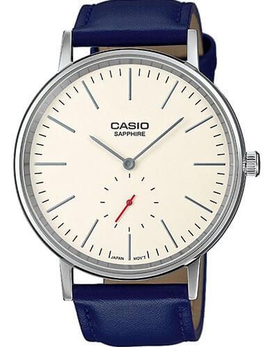 Dámske hodinky CASIO LTP E148L-7A Saphire zväčšiť obrázok bc8392edf20