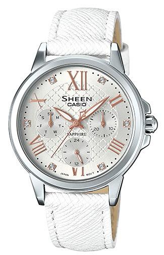 158462cd6 Dámske hodinky CASIO SHE 3511L-7A SHEEN Swarovski® Crystals zväčšiť obrázok