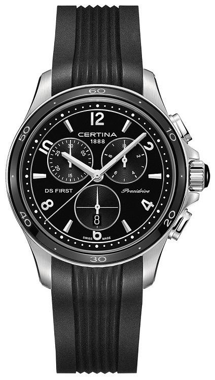 Dámske hodinky Certina C030.217.17.057.00 DS First Lady Chronograph +  darček na výber zväčšiť obrázok de8495c2491