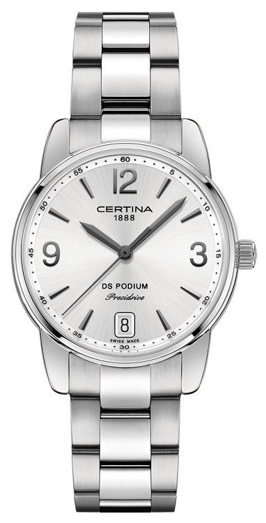 Dámske hodinky Certina C034.210.11.037.00 DS Podium Lady Precidrive +  darček na výber zväčšiť obrázok 89270b08984