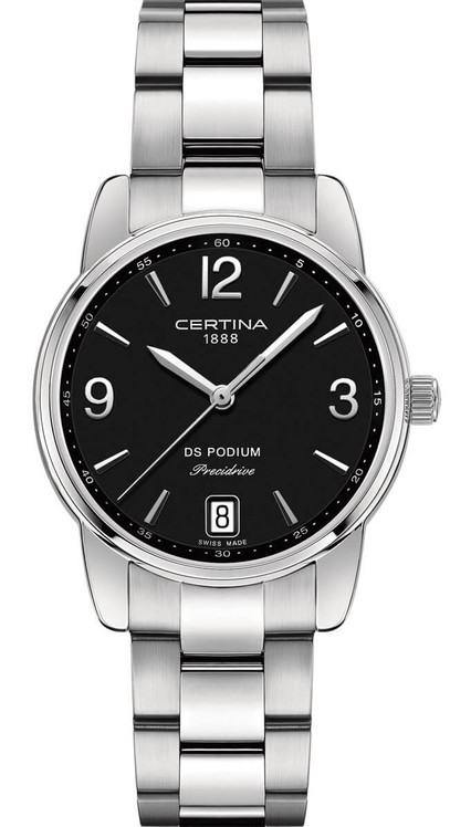 Dámske hodinky Certina C034.210.11.057.00 DS Podium Lady PRECIDRIVE zväčšiť  obrázok d83b3700266