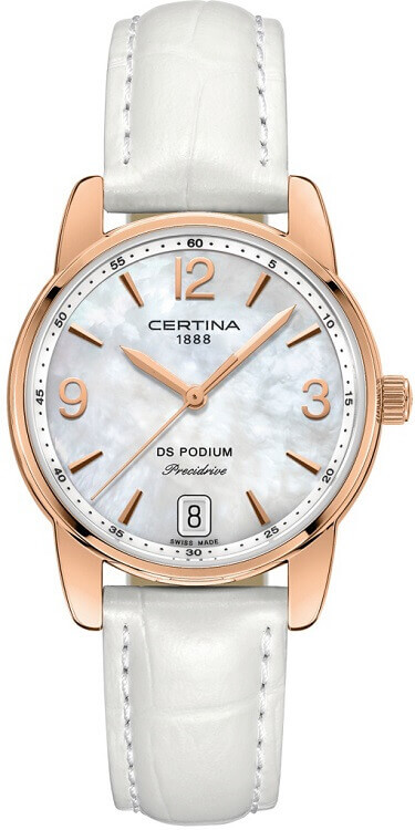 Dámske hodinky Certina C034.210.36.117.00 DS Podium Lady Precidrive +  darček na výber zväčšiť obrázok f4ec01fc26a