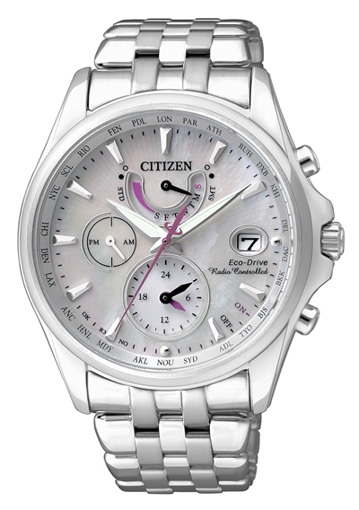 Dámske hodinky CITIZEN FC0010-55D Radio Controlled 5270f28ee86