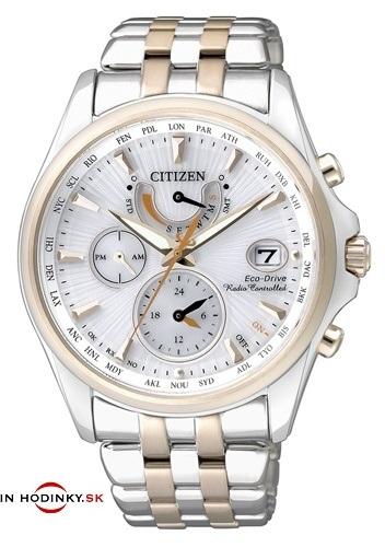 Dámske hodinky CITIZEN FC0014-54A Radio Controlled 6bc5d5053f