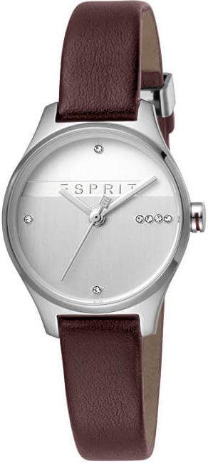 Dámske hodinky ESPRIT ES1L054L0025 Essential Glam Silver Red zväčšiť  obrázok. Doprava zdarmaSkladom 2a1e7522f8f