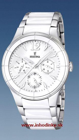 37c200d83 Dámske hodinky Festina 16624/1 Ceramic + Darček v hodnote 30 EUR
