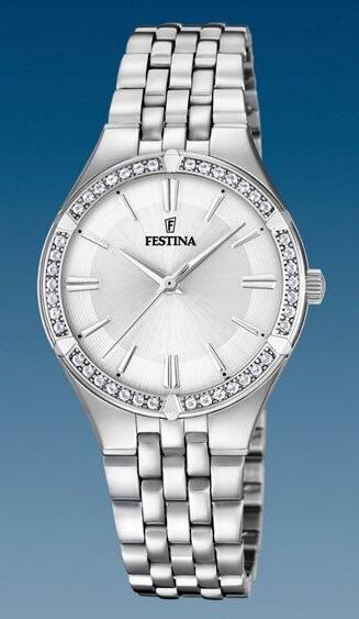e35c9129c426 Dámske hodinky Festina 20223 1 Mademoiselle + darček na výber zväčšiť  obrázok