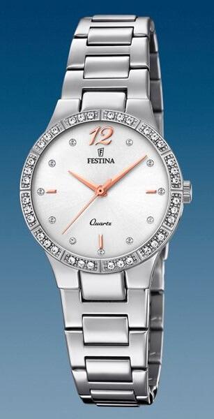 61ad7da69c66 Dámske hodinky Festina 20240 1 Mademoiselle + darček na výber zväčšiť  obrázok