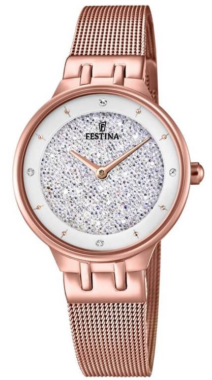 d77604345 Dámske hodinky Festina 20387/1 Mademoiselle Swarovski zväčšiť obrázok