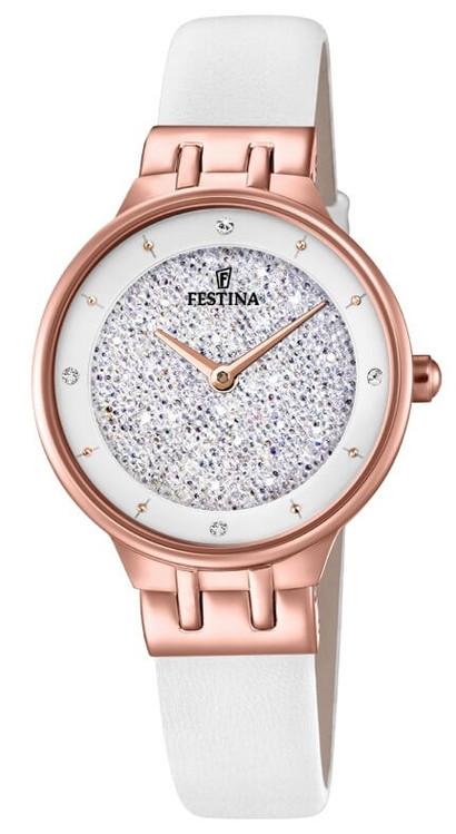 39db89f35 Dámske hodinky Festina 20406/1 Mademoiselle Swarovski zväčšiť obrázok