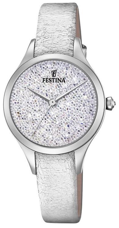 Dámske hodinky Festina 20409 1 Mademoiselle Swarovski zväčšiť obrázok.  Doprava zdarmaSkladom e07cdf50524