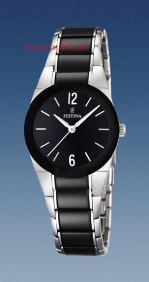 Dámske hodinky Festina 16534 2 CERAMIC + Darček na výber zväčšiť obrázok 20eedb870a5