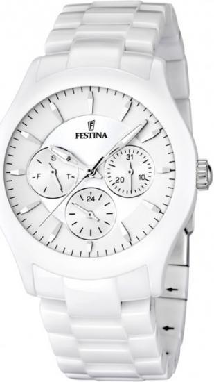 341910da1 Dámske hodinky Festina Ceramic 16639/1 + Darček v hodnote 30 EUR od ...