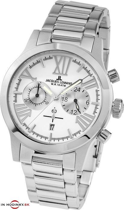 Jacques Lemans 1-1809G Porto - dámske hodinky Jacques Lemans db9f4a0710