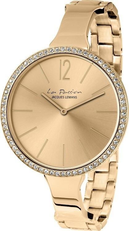 Dámske hodinky Jacques Lemans LP-116C La Passion zväčšiť obrázok 9753f021df
