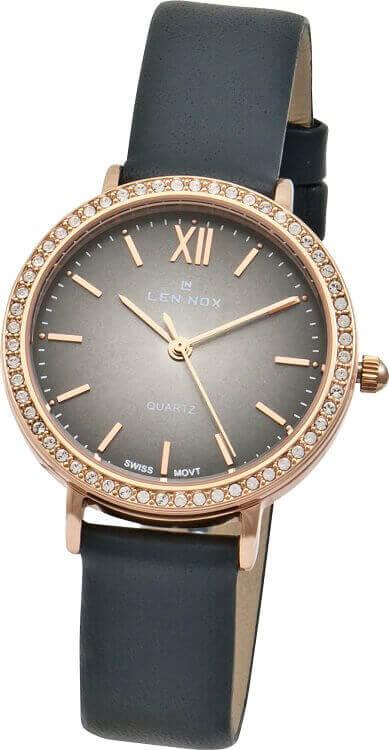 30c859ab9fc Dámske hodinky LEN.NOX L L102RGL-8 Women Stones + darček na výber zväčšiť  obrázok
