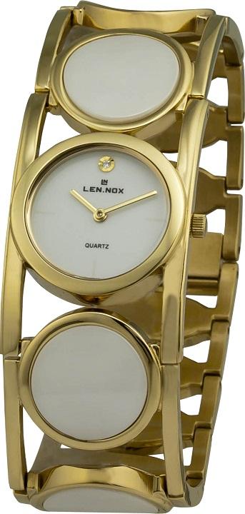 018d55561 Dámske hodinky LEN.NOX L L394G-7 Women Ceramic + darček
