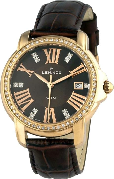 Dámske hodinky LEN.NOX L L537RGL-5 Women Stones