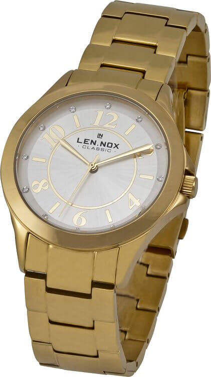 98e4f3603 Dámske hodinky LEN.NOX LC L403G-7 Women Classic + darček na výber zväčšiť  obrázok
