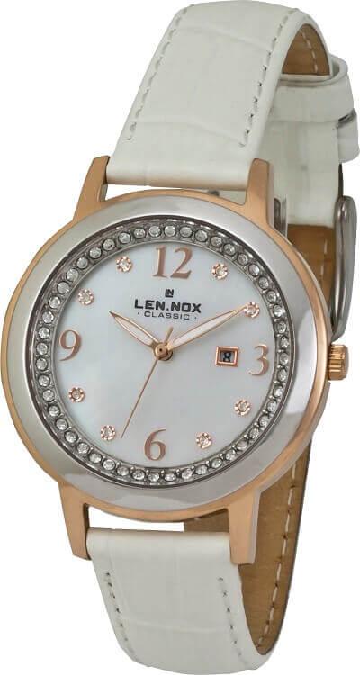 87c0f978b7a Dámske hodinky LEN.NOX LC L427RGL-7 Women Stones + darček na výber zväčšiť  obrázok